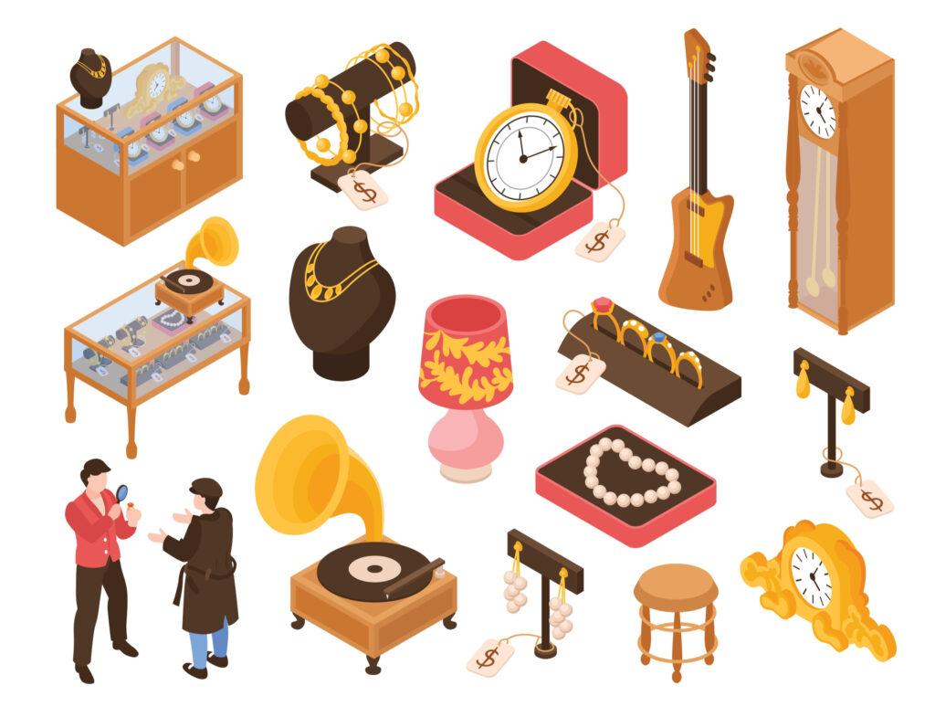 ブランド買取品の画像
