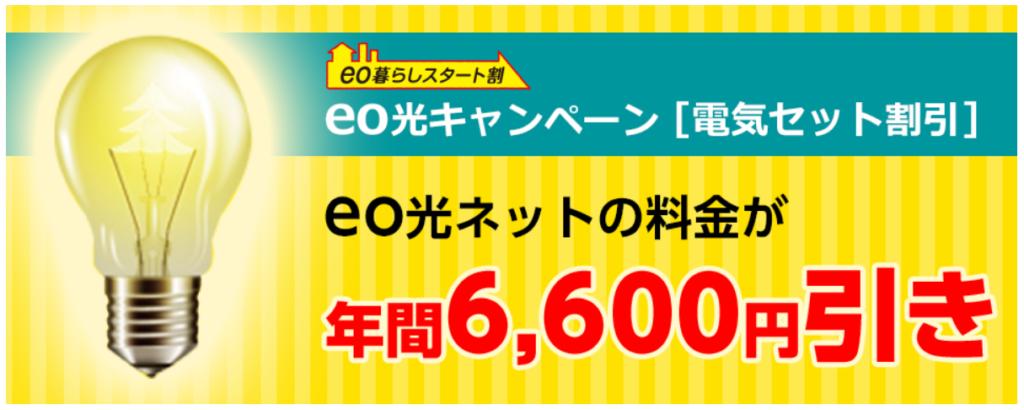 eo電気のキャンペーン画像